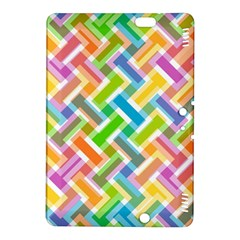 Abstract Pattern Colorful Wallpaper Kindle Fire Hdx 8 9  Hardshell Case