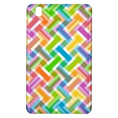 Abstract Pattern Colorful Wallpaper Samsung Galaxy Tab Pro 8 4 Hardshell Case