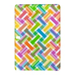 Abstract Pattern Colorful Wallpaper Samsung Galaxy Tab Pro 12 2 Hardshell Case