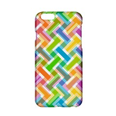 Abstract Pattern Colorful Wallpaper Apple Iphone 6/6s Hardshell Case