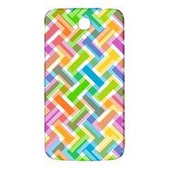 Abstract Pattern Colorful Wallpaper Samsung Galaxy Mega I9200 Hardshell Back Case