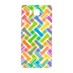 Abstract Pattern Colorful Wallpaper Samsung Galaxy Alpha Hardshell Back Case