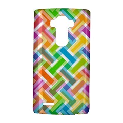 Abstract Pattern Colorful Wallpaper LG G4 Hardshell Case