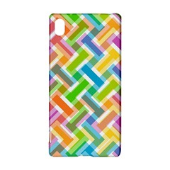 Abstract Pattern Colorful Wallpaper Sony Xperia Z3+