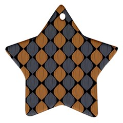 Abstract Seamless Pattern Ornament (star)