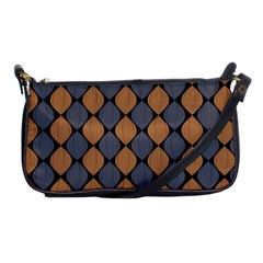 Abstract Seamless Pattern Shoulder Clutch Bags