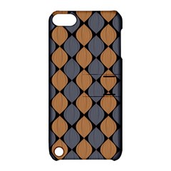 Abstract Seamless Pattern Apple Ipod Touch 5 Hardshell Case With Stand
