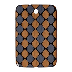 Abstract Seamless Pattern Samsung Galaxy Note 8 0 N5100 Hardshell Case