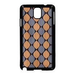 Abstract Seamless Pattern Samsung Galaxy Note 3 Neo Hardshell Case (black)