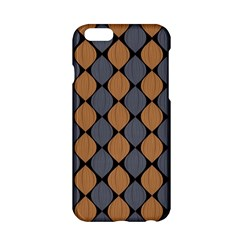 Abstract Seamless Pattern Apple Iphone 6/6s Hardshell Case