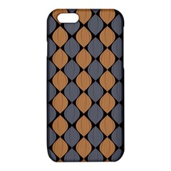 Abstract Seamless Pattern iPhone 6/6S TPU Case