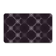 Abstract Seamless Pattern Magnet (Rectangular)