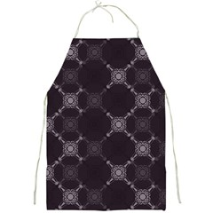 Abstract Seamless Pattern Full Print Aprons