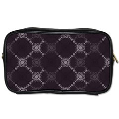Abstract Seamless Pattern Toiletries Bags 2 Side
