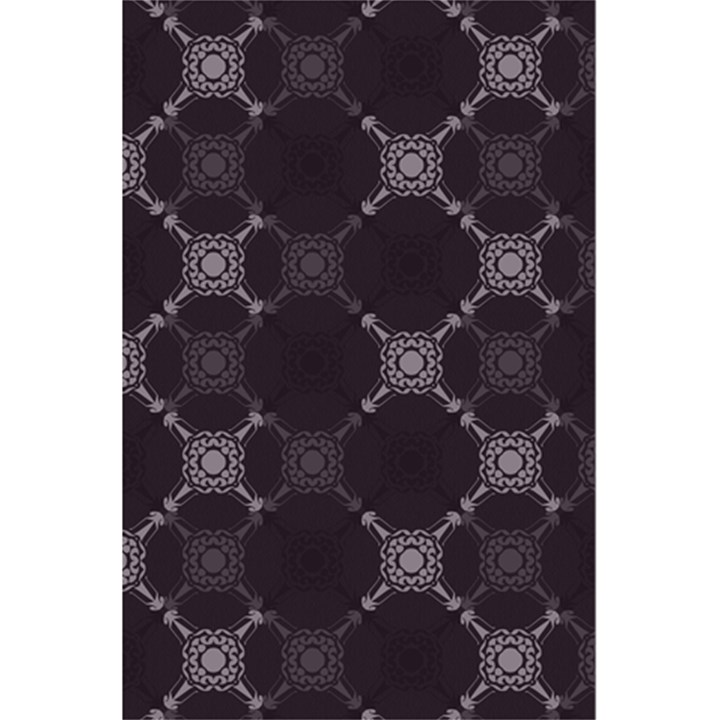 Abstract Seamless Pattern 5.5  x 8.5  Notebooks