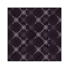 Abstract Seamless Pattern Acrylic Tangram Puzzle (6  X 6 )