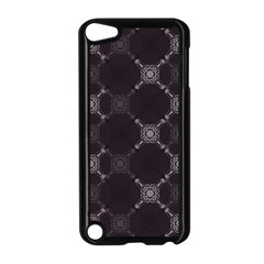 Abstract Seamless Pattern Apple Ipod Touch 5 Case (black)