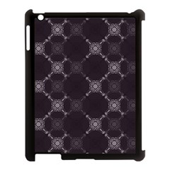 Abstract Seamless Pattern Apple Ipad 3/4 Case (black)