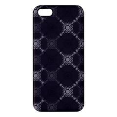 Abstract Seamless Pattern Apple Iphone 5 Premium Hardshell Case