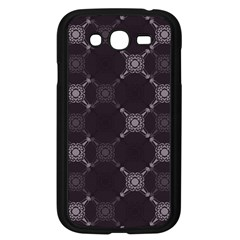 Abstract Seamless Pattern Samsung Galaxy Grand Duos I9082 Case (black)