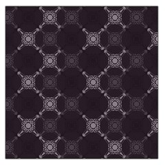 Abstract Seamless Pattern Large Satin Scarf (square)