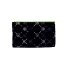 Abstract Seamless Pattern Cosmetic Bag (xs)