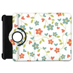 Abstract Vintage Flower Floral Pattern Kindle Fire Hd 7