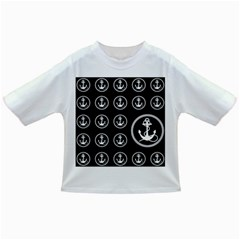 Anchor Pattern Infant/toddler T Shirts