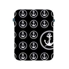 Anchor Pattern Apple Ipad 2/3/4 Protective Soft Cases