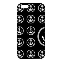 Anchor Pattern iPhone 6/6S TPU Case