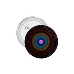 Artskop Kaleidoscope Pattern Ornamen Mantra 1 75  Buttons