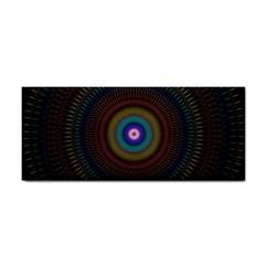 Artskop Kaleidoscope Pattern Ornamen Mantra Cosmetic Storage Cases