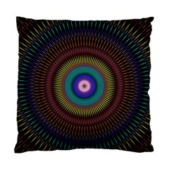 Artskop Kaleidoscope Pattern Ornamen Mantra Standard Cushion Case (one Side)