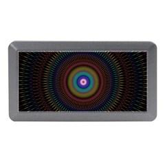 Artskop Kaleidoscope Pattern Ornamen Mantra Memory Card Reader (mini)