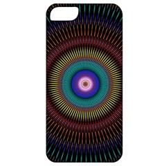 Artskop Kaleidoscope Pattern Ornamen Mantra Apple iPhone 5 Classic Hardshell Case