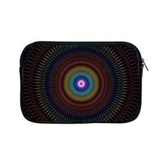 Artskop Kaleidoscope Pattern Ornamen Mantra Apple Ipad Mini Zipper Cases