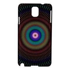Artskop Kaleidoscope Pattern Ornamen Mantra Samsung Galaxy Note 3 N9005 Hardshell Case