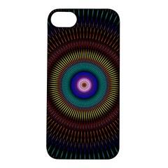 Artskop Kaleidoscope Pattern Ornamen Mantra Apple Iphone 5s/ Se Hardshell Case