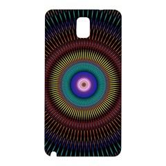 Artskop Kaleidoscope Pattern Ornamen Mantra Samsung Galaxy Note 3 N9005 Hardshell Back Case