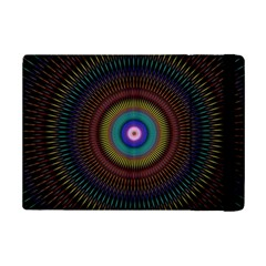 Artskop Kaleidoscope Pattern Ornamen Mantra Ipad Mini 2 Flip Cases