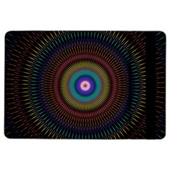 Artskop Kaleidoscope Pattern Ornamen Mantra Ipad Air 2 Flip