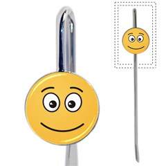 Smiling Face with Open Eyes Book Mark