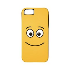 Smiling Face with Open Eyes Apple iPhone 5 Classic Hardshell Case (PC+Silicone)