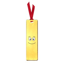 Smiling Face with Open Eyes Small Book Marks