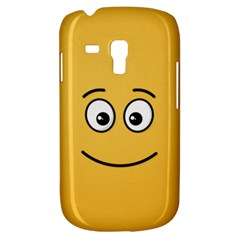 Smiling Face with Open Eyes Galaxy S3 Mini