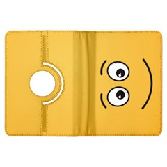 Smiling Face with Open Eyes Kindle Fire HDX Flip 360 Case