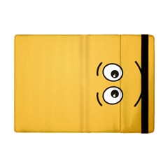 Smiling Face with Open Eyes iPad Mini 2 Flip Cases