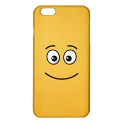 Smiling Face with Open Eyes iPhone 6 Plus/6S Plus TPU Case
