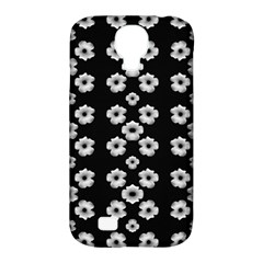 Dark Floral Samsung Galaxy S4 Classic Hardshell Case (PC+Silicone)