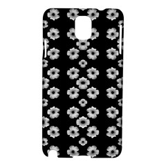 Dark Floral Samsung Galaxy Note 3 N9005 Hardshell Case
